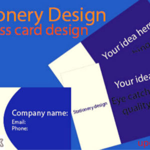 Business Cards Stationery