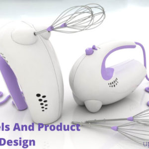 3D Models And Product Design