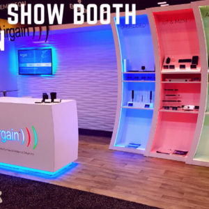 Trade-Show Booth